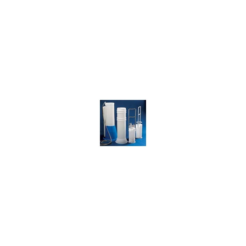 Pipettenkorb PE-HD Gesamthöhe 495 mm