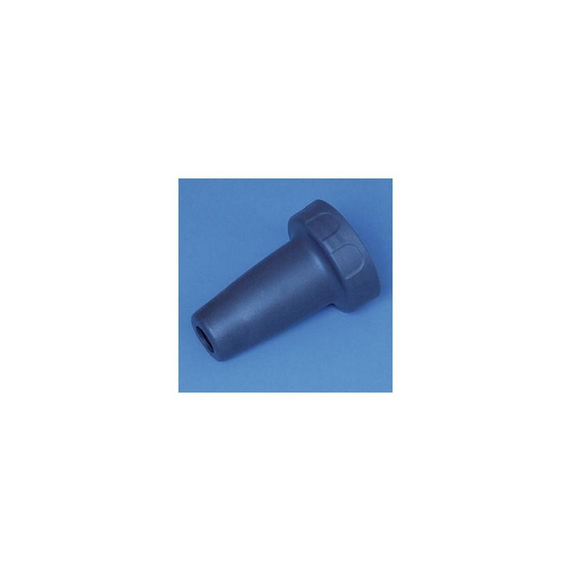 Adapter housing PP for accu-jet pro dark blue