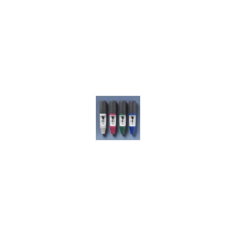 Macro pipette controller for pipette 0,1...200 ml grey