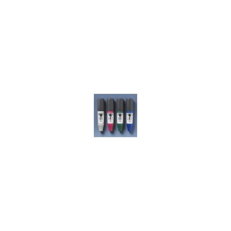 Macro pipette controller for pipette 0,1...200 ml green
