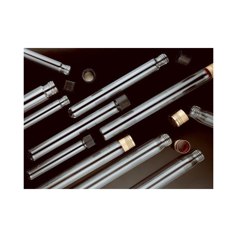 Reagenzgläser Rundboden Borosilikatglas 16x150 mm mit