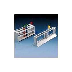 Test tube rack PP 12xØ20 mm WxLxH 190x60x80 mm