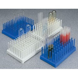 Test tube rack,PP LxWxH 187x105x70 for tubes 14-17 mm