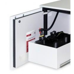 Stationäres Lösungsmittel-Entsorgungssystem 2x10L