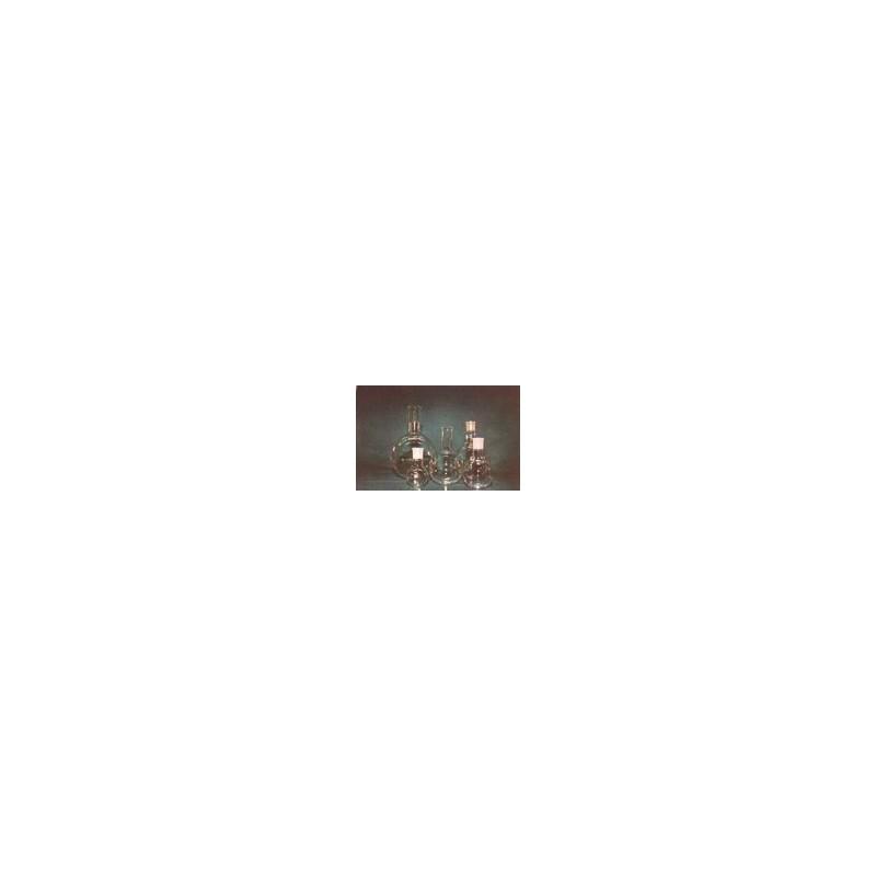 Kolba okrągłodenna 2000 ml szkło kwarcowe NS29