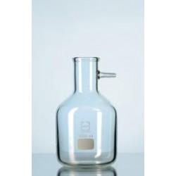Kolba filtracyjna 3000 ml Duran z podłączeniem szklanym forma
