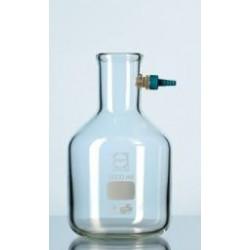 Kolba filtracyjna 3000 ml Duran z zestawem montażu Keck forma