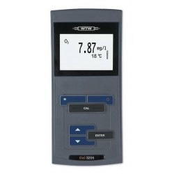 Taschen-Sauerstoffmessgerät Oxi 3205