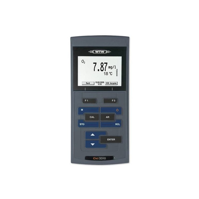 Tlenomierz przenośny Oxi 3310