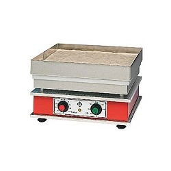 Łaźnia piaskowa z regulacją temperatury do 370°C 360x360 mm