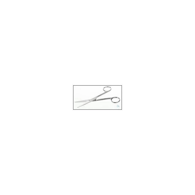 Verbandschere spitz-spitz rostfrei Länge 145 mm Schneidefläche