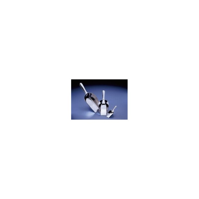 Chemikalienschaufel Aluminium 400 ml GesamtlängexSchaufellänge