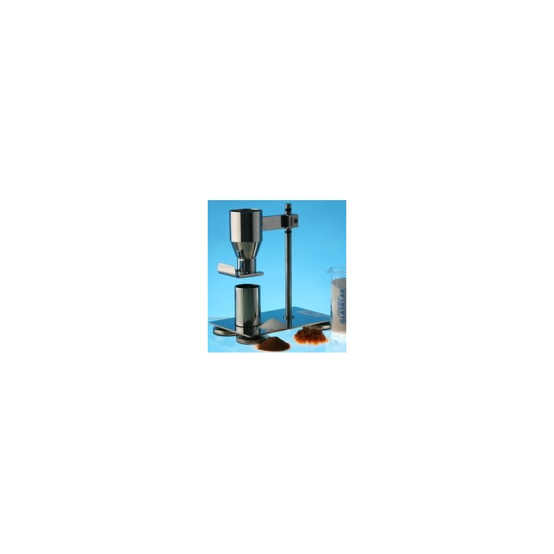 Apparatus for determination of apparent density, 100ml, DIN ISO
