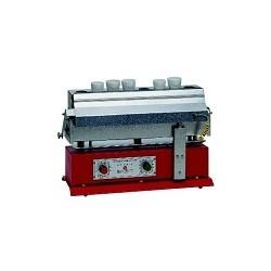 Schnellverascher mit elektronischer Temperaturregelung bis