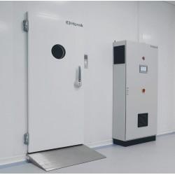 ClimatestPharma T begehbare Tiefkühlkammer für