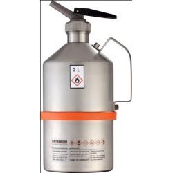 Pojemnik na substancje łatwopalne zawór nadciśnienia stal 2 L