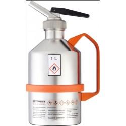 Pojemnik na substancje łatwopalne zawór wylew precyzyjny stal 1