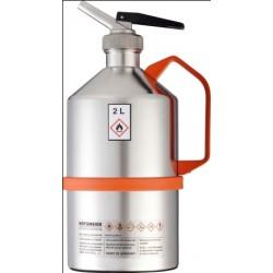 Pojemnik na substancje łatwopalne zawór nadciśnienia stal 2L
