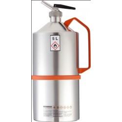 Pojemnik na substancje łatwopalne zawór nadciśnienia stal 5