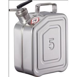Kanister na substancje łatwopalne zawór nadciśnienia stal 5L