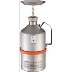 Moisteners 2 L stainless steel unpolished
