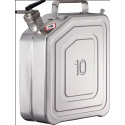 Safety canister with tap separate ventilation pressure control