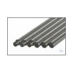 Pręt statywowy z gwintem M10 stal 18/10 D x śr. 1000 x 12 mm