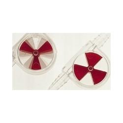 Flow monitor SAN for Tubing inner-Ø 6,5 - 11 mm red