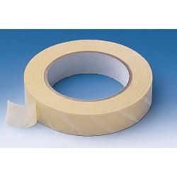 Dampfsterilisations-Indikatorband 50 mx19 mm Krepp-Papier