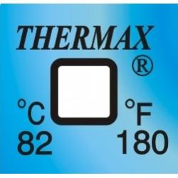 Thermax 1 Level Streifen irreversibel adhesiv Messtemperatur