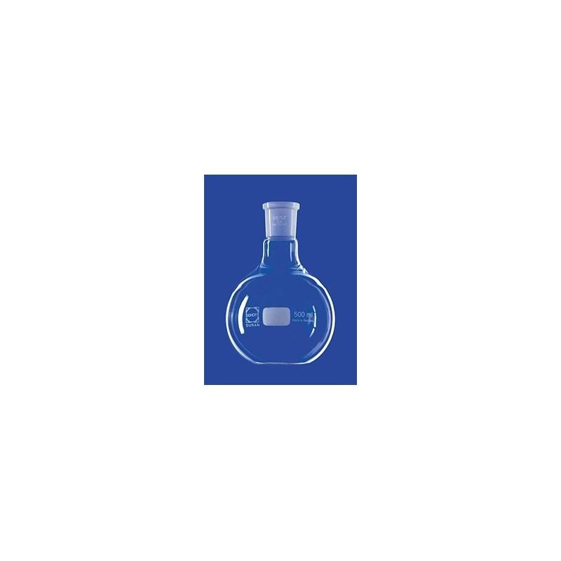 Flat bottom flask 100 ml Duran SJ19/26 pack 10 pcs.