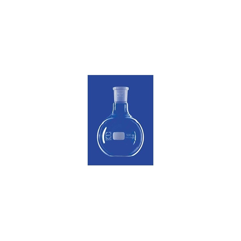 Flat bottom flask 250 ml Duran SJ24/29 pack 10 pcs.