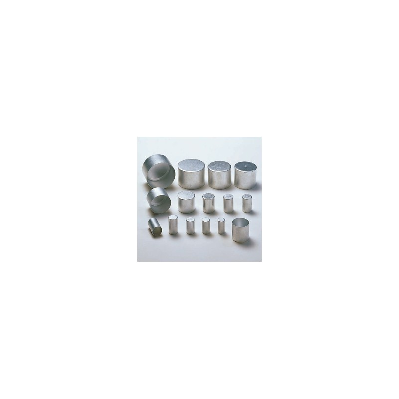 ALU-STECK-Caps 12x25 mm pack 100 pcs.