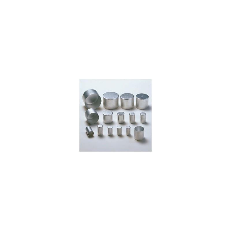 ALU-STECK-Caps 22x30 mm pack 100 pcs.