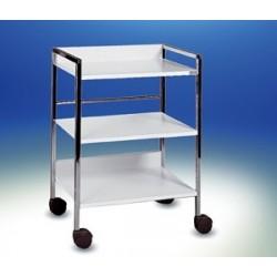 Variocar® 90 shelf trolley W x D x H 600 x 450 x 830 mm