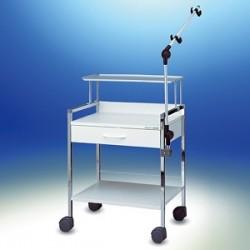 Wózek ergometryczny Variocar® 60 biały
