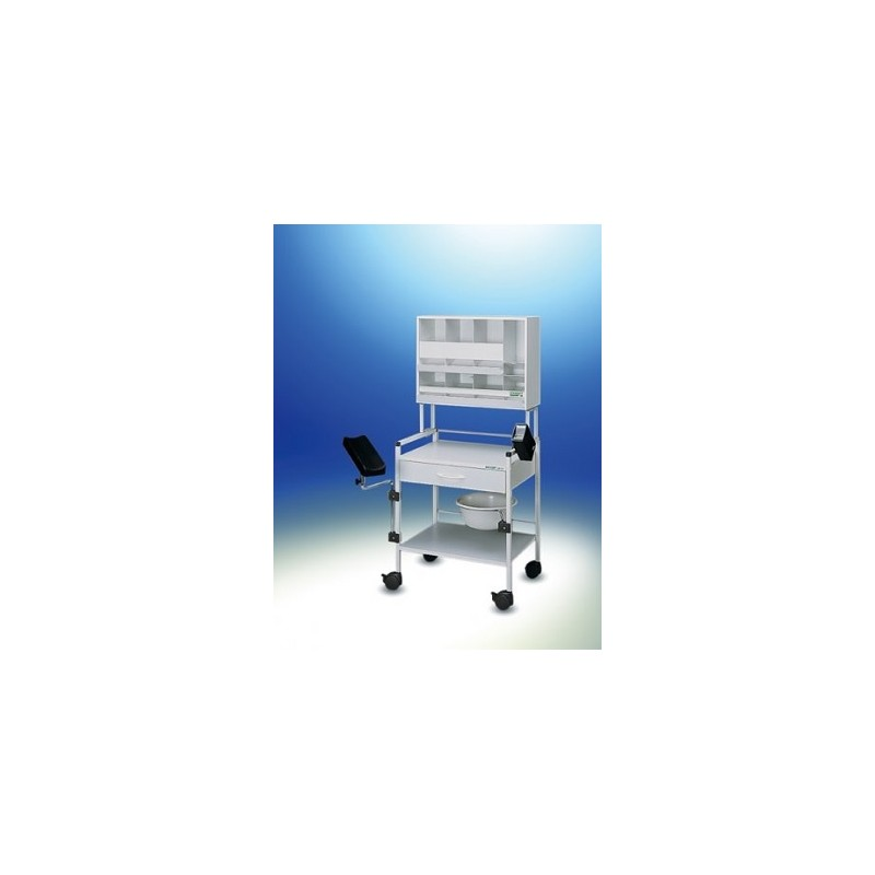 Injection trolley Variocar® 60 COMPACT Plus white