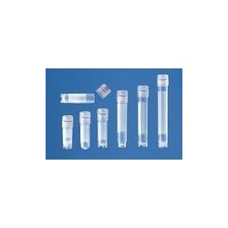 Cryo tube external thread PP 1,2 ml silicone seal 12,5x43 mm