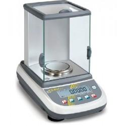 Analysenwaage ALS 250-4A Wägebereich 250 g Ablesbarkeit 0,1 mg