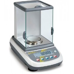 Analytical balance ALS 250-4A weighing range 250 g readout 0,1