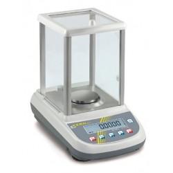 Analytical balance ALJ 160-4AM weighing range 160 g readout 0,1
