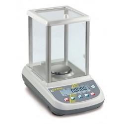 Analysenwaage ALJ 250-4AM Wägebereich 250 g Ablesbarkeit 0,1 mg