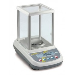 Analytical balance ALJ 250-4AM weighing range 250 g readout 0,1