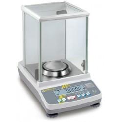 Analytical balance ABJ 220-4NM weighing range 220 g readout 0,1