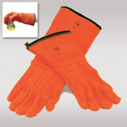 Autoclave Gloves Heat-resistant to 232°C Length 330 mm pack 1