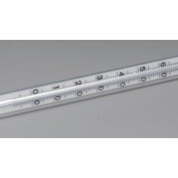 Termometr kolbowy do 500 ml 0/+250:1 °C L 450 m