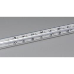 Termometr kolbowy do 1000 ml 0/+250:1 °C L 530 m