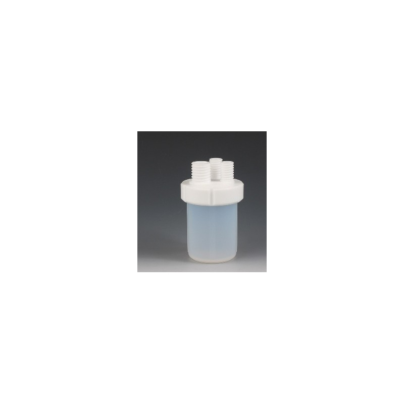 Mikro-Reaktionsgefäße PFA/PTFE 90 ml Anschlußstutzen