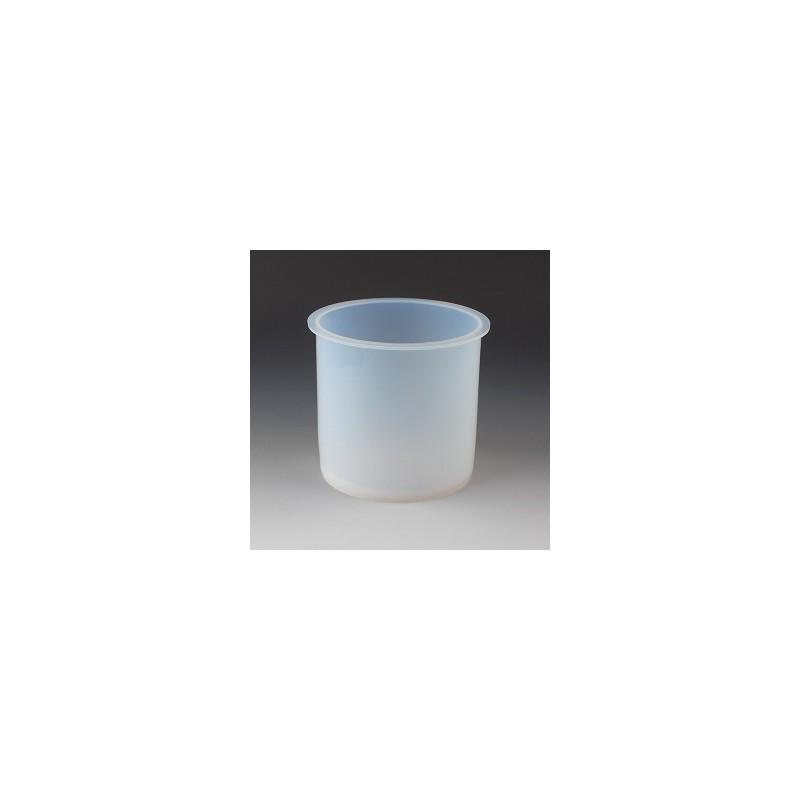 Planschliff-Reaktionsgefäß PFA 2400 ml