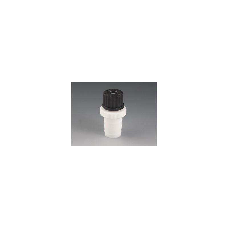 NS stirrer bearing PTFE NS 19/26 Ø 8 mm GL 25